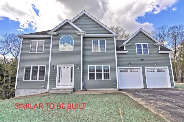 Lot 9 Hannah Drive, Northbridge, MA 01588 (MLS #72342009) :: Goodrich Residential