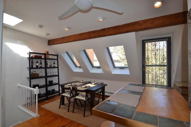 22 E Springfield St #4, Boston, MA 02118 (MLS #72342194) :: Goodrich Residential