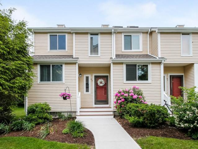 32 Gaslight Lane #32, Easton, MA 02356 (MLS #72342563) :: ALANTE Real Estate
