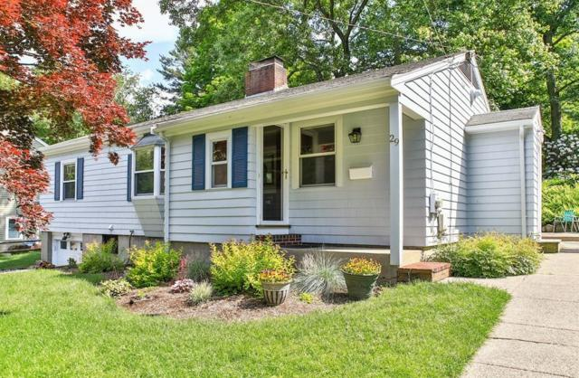 29 Wentworth St, Westwood, MA 02090 (MLS #72342632) :: Mission Realty Advisors