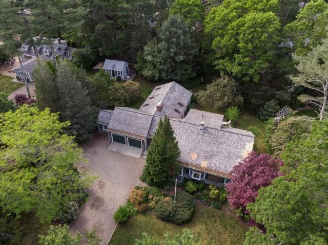 61 Lewis St, Marion, MA 02738 (MLS #72342940) :: Goodrich Residential