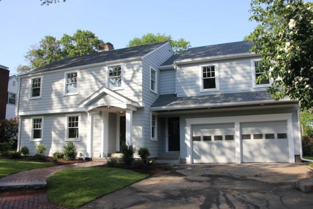 154 Tower Ave, Needham, MA 02492 (MLS #72343141) :: Mission Realty Advisors