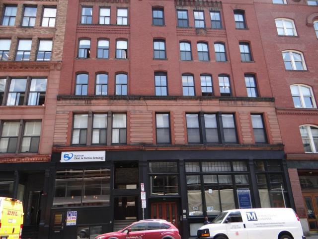 130-136 Lincoln St B, Boston, MA 02111 (MLS #72343366) :: Driggin Realty Group