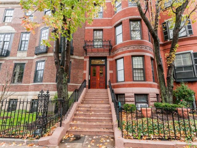 354 Beacon Street #2, Boston, MA 02116 (MLS #72344203) :: Goodrich Residential