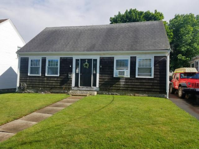 61 Broad St, Whitman, MA 02382 (MLS #72344409) :: Westcott Properties