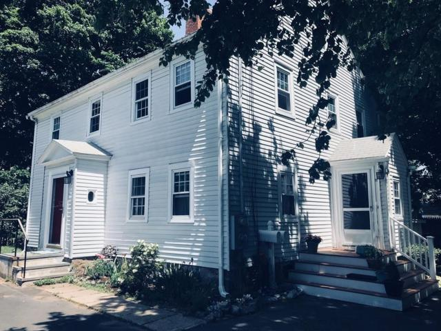 11 Pickett Court #1, Beverly, MA 01915 (MLS #72344502) :: Driggin Realty Group