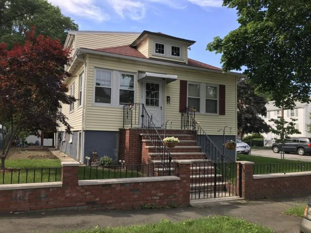 1 Exeter Street, Quincy, MA 02170 (MLS #72344504) :: ALANTE Real Estate