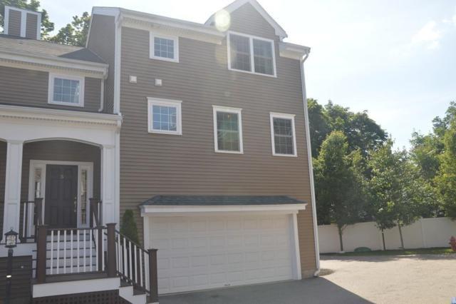 805 Highland Ave #5, Needham, MA 02494 (MLS #72344545) :: Driggin Realty Group