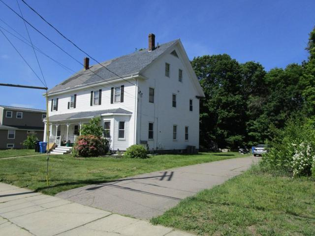 16 Pleasant St #16, Whitman, MA 02382 (MLS #72344571) :: Westcott Properties