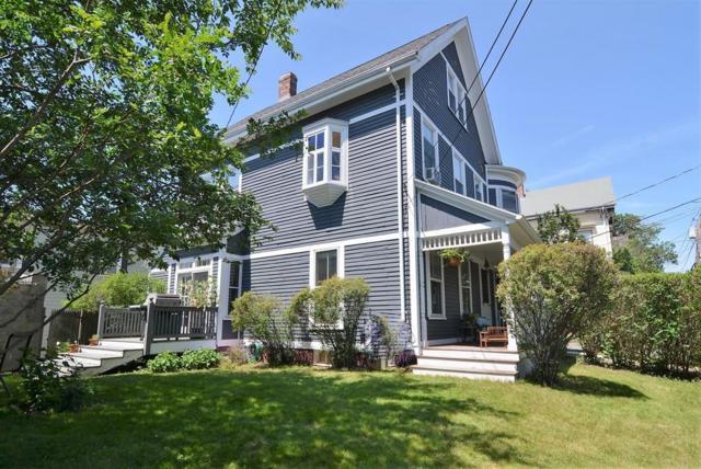 12 Pembroke Street, Somerville, MA 02145 (MLS #72344610) :: Goodrich Residential