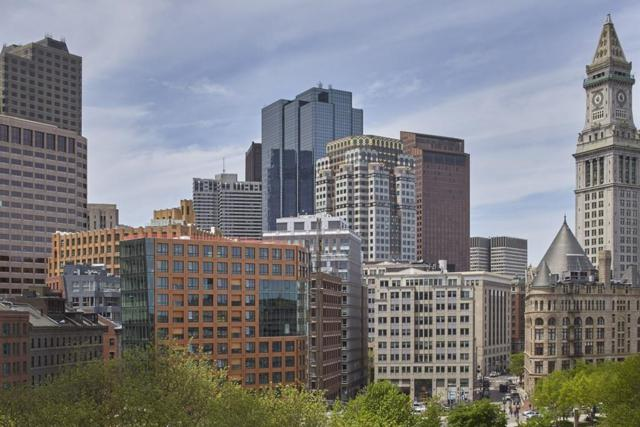 20 Rowes Wharf #701, Boston, MA 02110 (MLS #72344846) :: Hergenrother Realty Group