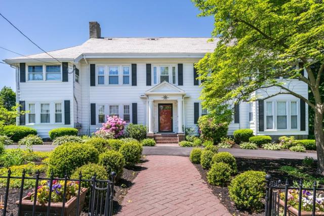 95 Monroe Rd 2R, Quincy, MA 02169 (MLS #72344889) :: Hergenrother Realty Group