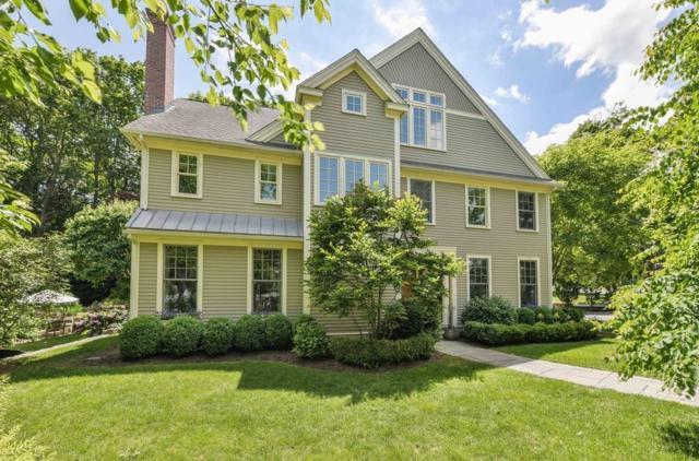134 Dorset Rd, Newton, MA 02468 (MLS #72345024) :: Goodrich Residential
