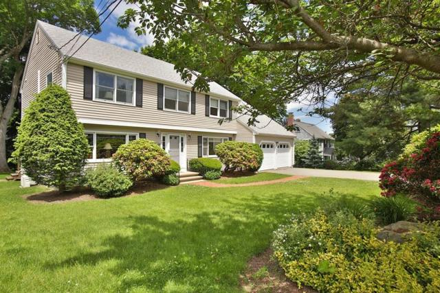 265 Dedham Street, Newton, MA 02461 (MLS #72345068) :: Westcott Properties