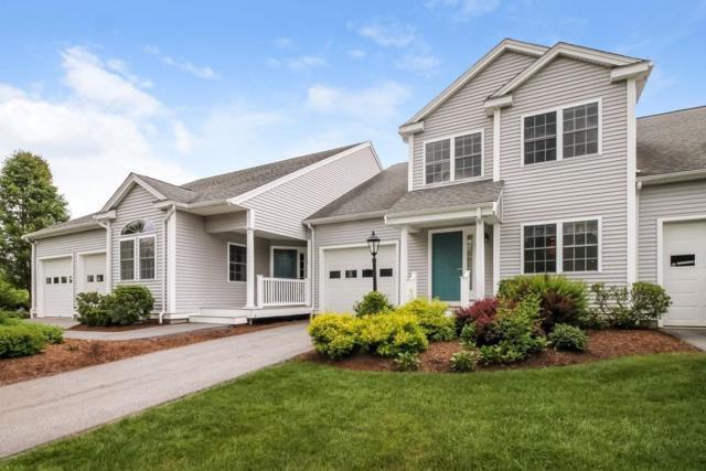 877 Auburnville K7, Whitman, MA 02382 (MLS #72345310) :: ALANTE Real Estate