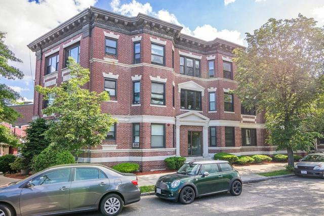 1706 Commonwealth Ave #32, Boston, MA 02135 (MLS #72345357) :: Hergenrother Realty Group