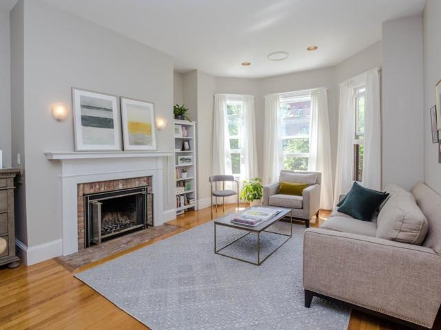 377 Marlborough St #3, Boston, MA 02115 (MLS #72345381) :: Goodrich Residential