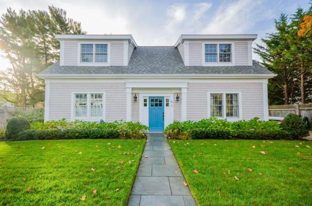 36 Main Street, Marion, MA 02738 (MLS #72345387) :: Goodrich Residential