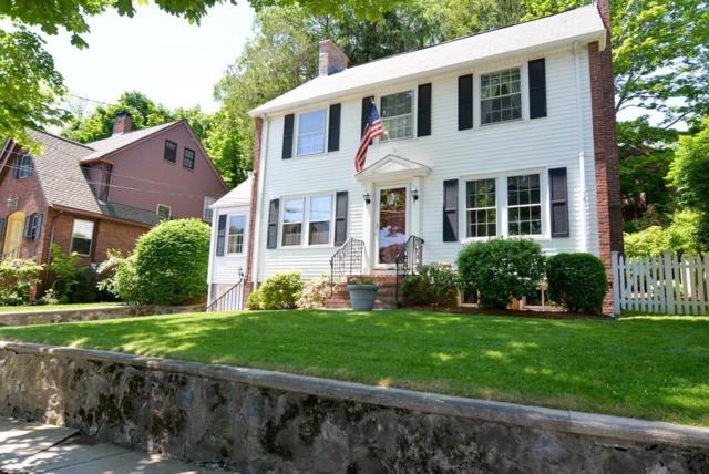 156 Crosby St., Arlington, MA 02474 (MLS #72345405) :: Goodrich Residential