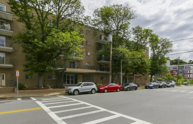 121 Tremont St #219, Boston, MA 02135 (MLS #72345435) :: Hergenrother Realty Group