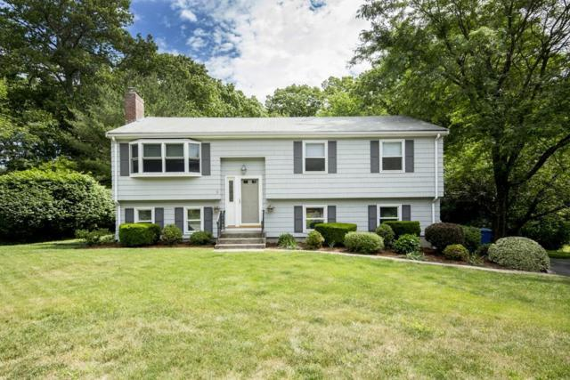 9 Town Line Road, Burlington, MA 01803 (MLS #72345437) :: Goodrich Residential