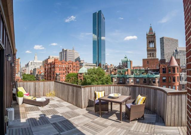 157 Newbury St #5, Boston, MA 02116 (MLS #72345558) :: Commonwealth Standard Realty Co.
