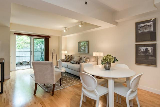 369 Franklin Street #102, Cambridge, MA 02139 (MLS #72345619) :: Hergenrother Realty Group