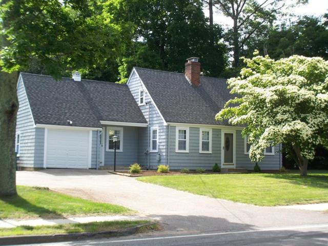 253 Turnpike St, Easton, MA 02375 (MLS #72345652) :: ALANTE Real Estate