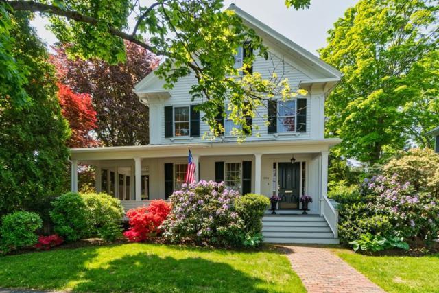1994 Massachusetts Ave, Lexington, MA 02421 (MLS #72345726) :: Goodrich Residential