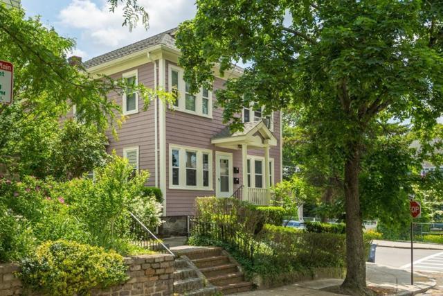 210 Wachusett #1, Boston, MA 02130 (MLS #72345739) :: Hergenrother Realty Group