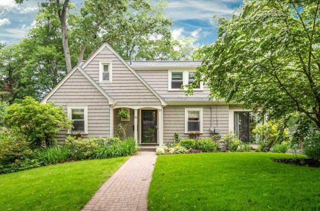 39 Nickerson Rd, Newton, MA 02467 (MLS #72345836) :: Goodrich Residential