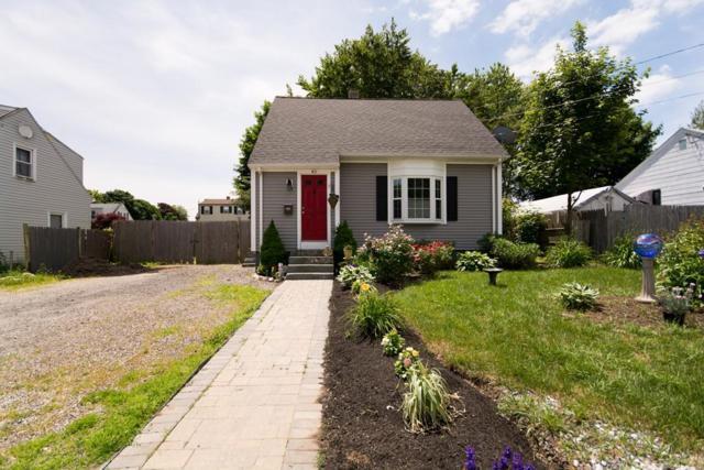45 Ash Ave, Tiverton, RI 02878 (MLS #72345867) :: Compass Massachusetts LLC
