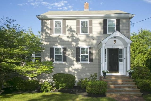 245 Central Street, Hingham, MA 02043 (MLS #72345881) :: Driggin Realty Group