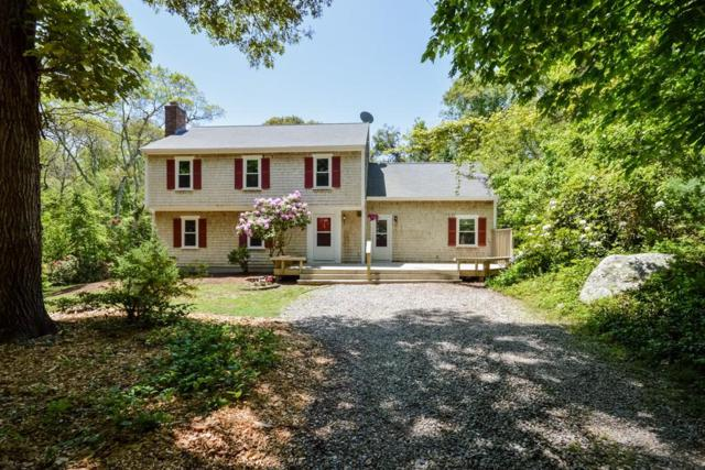 15 Hackmatack Way, Falmouth, MA 02540 (MLS #72345994) :: Goodrich Residential