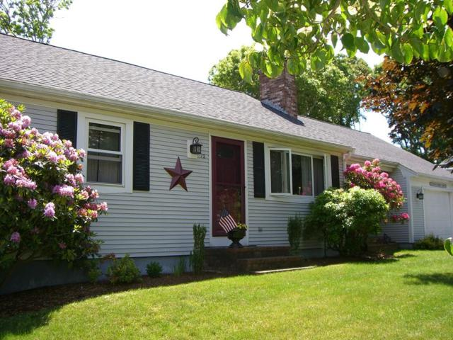 12 Musket Ln, Yarmouth, MA 02675 (MLS #72346003) :: The Goss Team at RE/MAX Properties