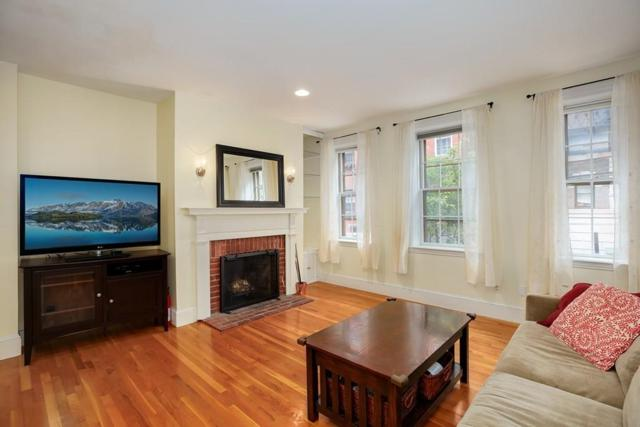 61 Revere St #1, Boston, MA 02114 (MLS #72346099) :: Mission Realty Advisors