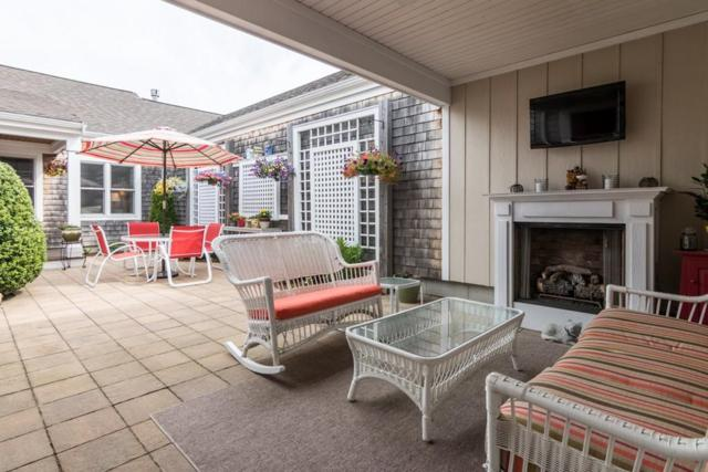 11 Whitcomb Garden #11, Plymouth, MA 02360 (MLS #72346158) :: Goodrich Residential
