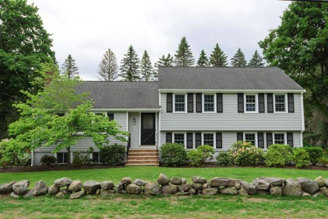 105 Concord Road, Acton, MA 01720 (MLS #72346244) :: The Muncey Group
