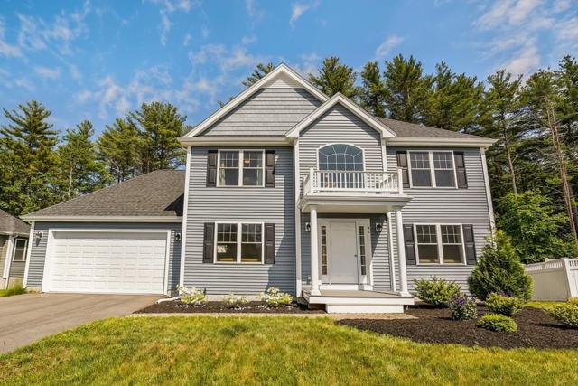 46 Saw Mill Ln, Rockland, MA 02370 (MLS #72346250) :: Apple Country Team of Keller Williams Realty