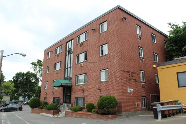326 Broadway #13, Somerville, MA 02145 (MLS #72346348) :: Westcott Properties