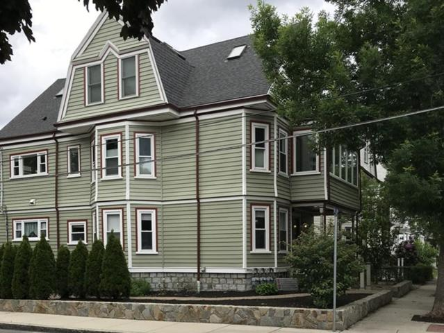 210 Willow Ave #3, Somerville, MA 02144 (MLS #72346448) :: Driggin Realty Group