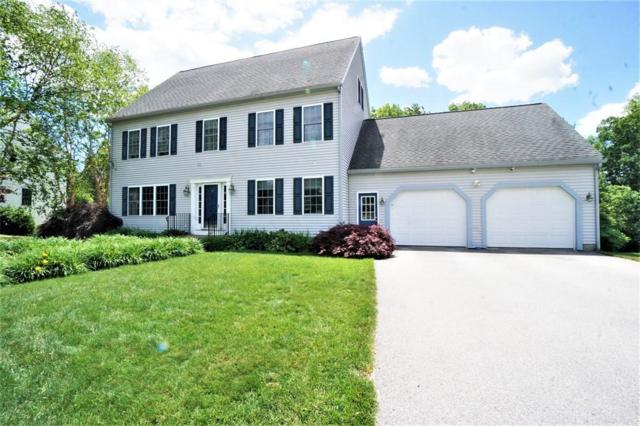 24 Blackthorn Dr, Worcester, MA 01609 (MLS #72346521) :: Vanguard Realty