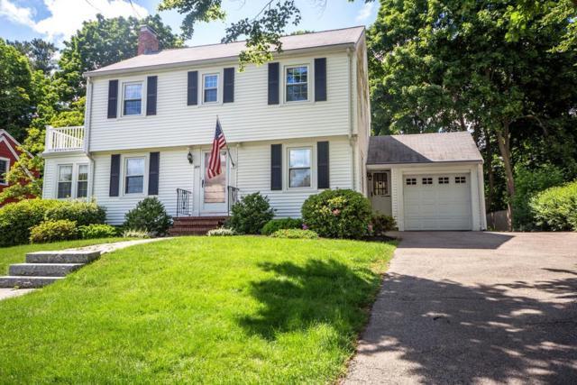 205 Walpole St, Norwood, MA 02062 (MLS #72346570) :: Goodrich Residential