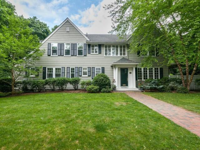 98 Crofton Rd, Newton, MA 02468 (MLS #72346962) :: Goodrich Residential