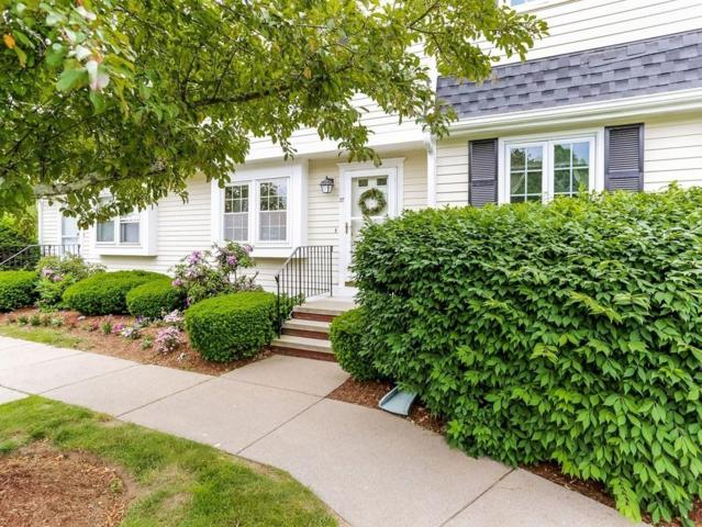 75 Foundry Street #27, Easton, MA 02375 (MLS #72347003) :: Primary National Residential Brokerage