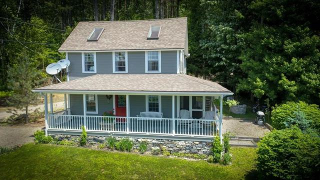 4 North Laurel Dr Ext, Shutesbury, MA 01072 (MLS #72347343) :: Goodrich Residential