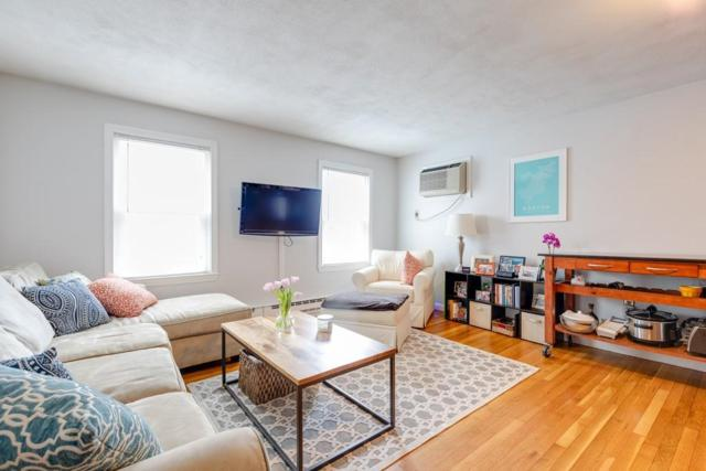 2 Seminary St #1, Boston, MA 02129 (MLS #72347649) :: Commonwealth Standard Realty Co.