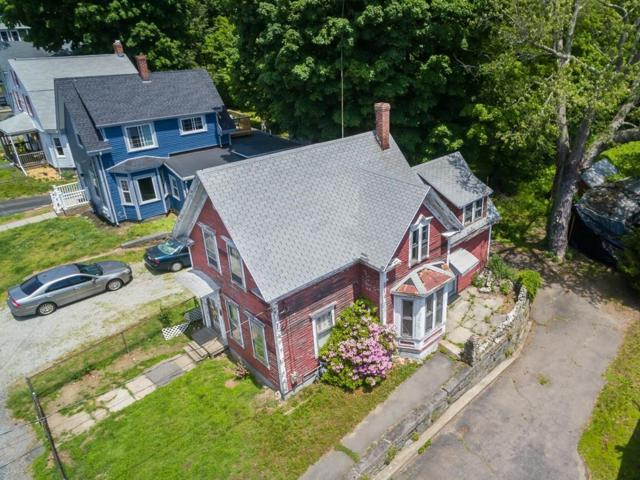 15 Phillips St, Weymouth, MA 02188 (MLS #72347730) :: Goodrich Residential