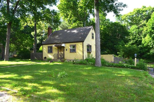 21 Purchase St, Easton, MA 02375 (MLS #72347817) :: ALANTE Real Estate