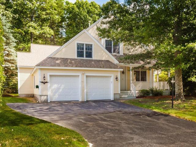 3 Green Needle Way #3, Acton, MA 01720 (MLS #72347837) :: Apple Country Team of Keller Williams Realty